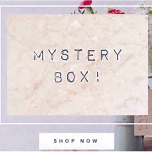 6 Piece Mystery Box For $35!
